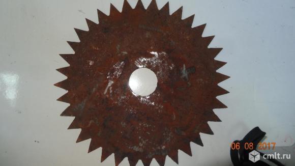 Круг для циркулярки. Фото 1.