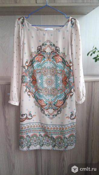 Стильное платье PROMOD. Фото 1.