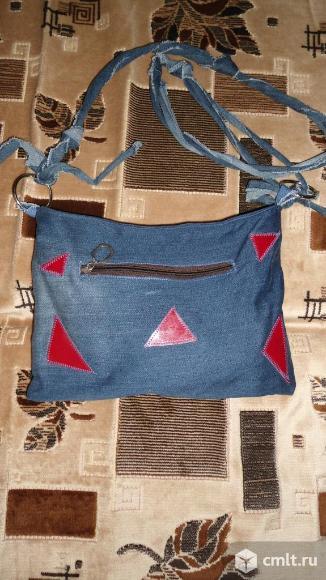 Женский клатч ручной работы в единственном экземпляре