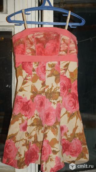Платье летнее.. Фото 2.