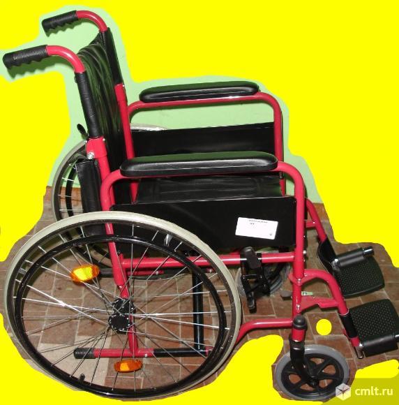 Инвалидная коляска.. Фото 1.