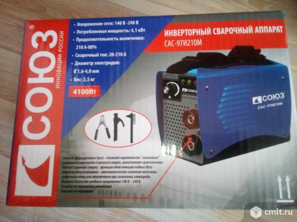 Инверторный сварочный аппарат 210А