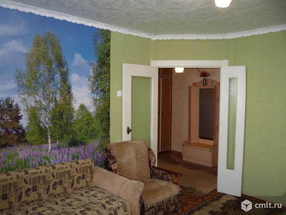 2-комнатная 50 кв.м с индивид.отоплением