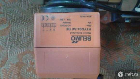 Электро привод пожарный. Фото 5.