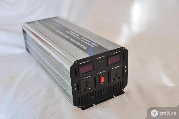 Инвертор для автомобиля или альтернативной энергии.