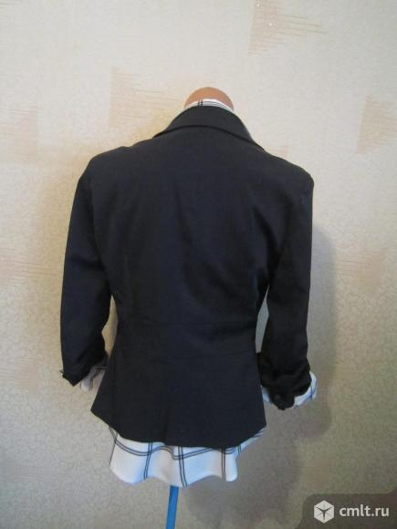 Пиджак темно-синий торг