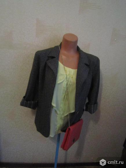 Блузка летняя без рукавов,. Фото 2.