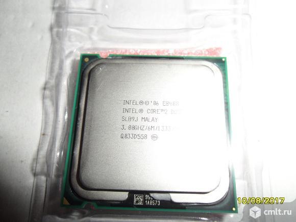 Intel E8400
