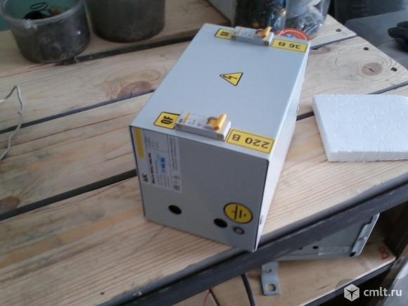 Трансформатор понижающий для гаража 220-36 В.