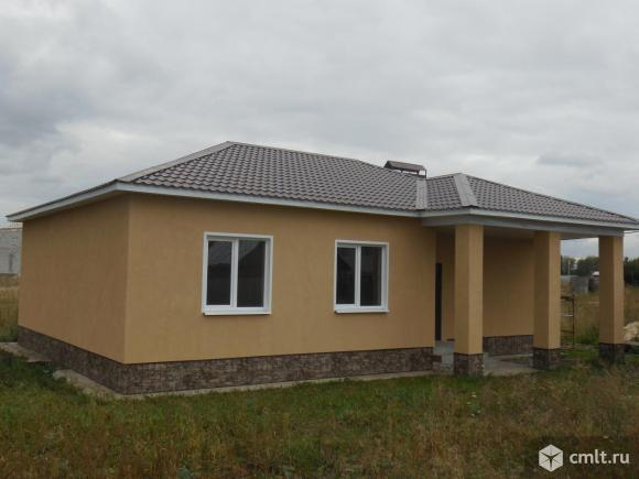 Дом 110 м2, Новая Усмань, пос. Радуга.