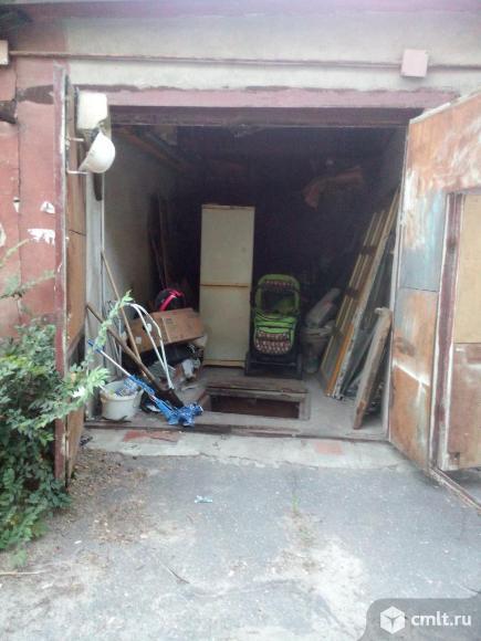 Капитальный гараж 16,4 кв. м. Фото 4.