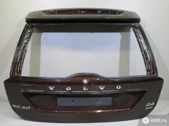 Крышка багажника VOLVO XC60 08-17 б/у 39811096 3*. Фото 1.