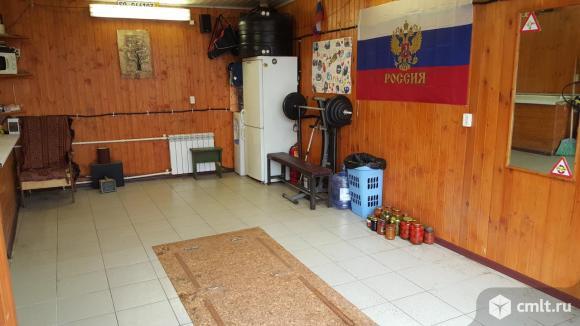 Капитальный гараж 85 кв. м Локомотив-3
