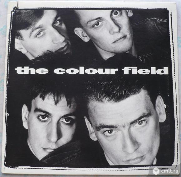 "Грампластинка (винил). Гигант [12"" LP]. The Colour Field. (C)(P) 1986 Chrysalis Records Inc. Канада.. Фото 1."