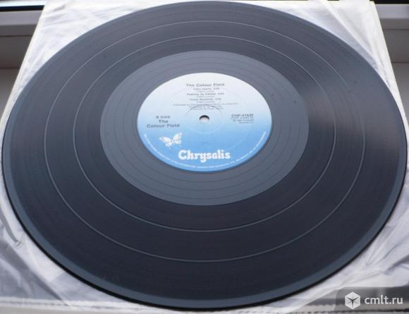 "Грампластинка (винил). Гигант [12"" LP]. The Colour Field. (C)(P) 1986 Chrysalis Records Inc. Канада.. Фото 8."
