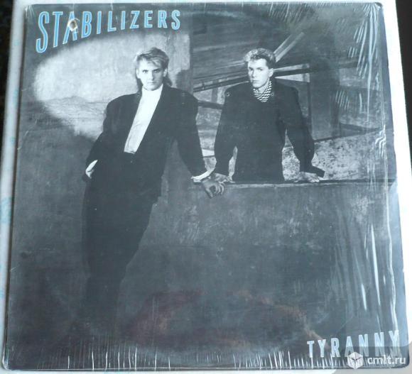 """Грампластинка (винил). Гигант [12"""" LP]. Stabilizers. Tyranny. (C)(P) 1986 CBS Inc. BFC 40264. USA.. Фото 1."""