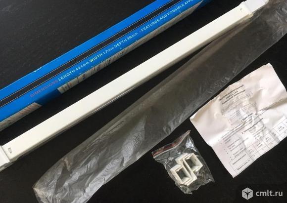 Светильник люминесцентный LLА новый (Длина 421мм, 6400К, 12Вт)