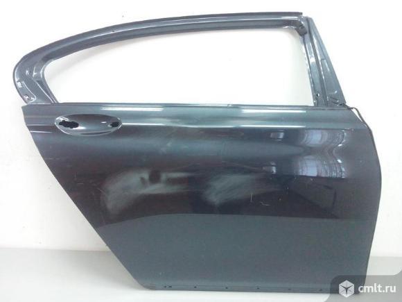 Дверь задняя правая BMW G11/12 LONG 15- б/у 41527423702 4*. Фото 1.