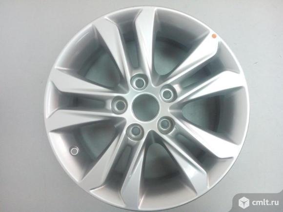 Диск колесный R16x6.5J ET50 5x114.3 HYUNDAI I30 12- новый оригинальный 5*