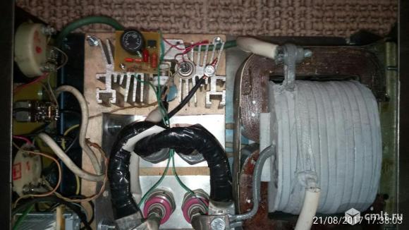 Пуско зарядное устройство (ПЗУ) 12-24 В Ток заряда - 30А