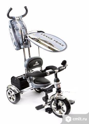 Велосипед lexus trike original rich toys