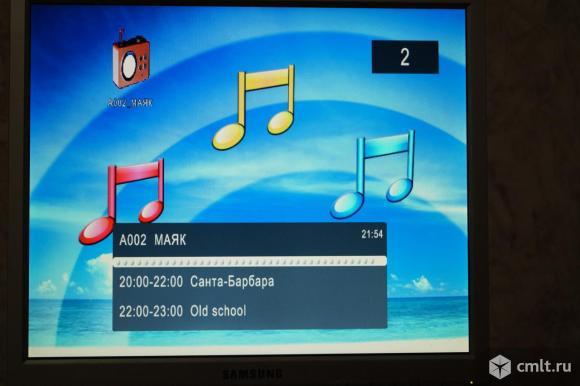 Телевизор ЖК 18,61,81 с цифровым тюнером DVB T2 20 каналов + 3 радио. Фото 8.