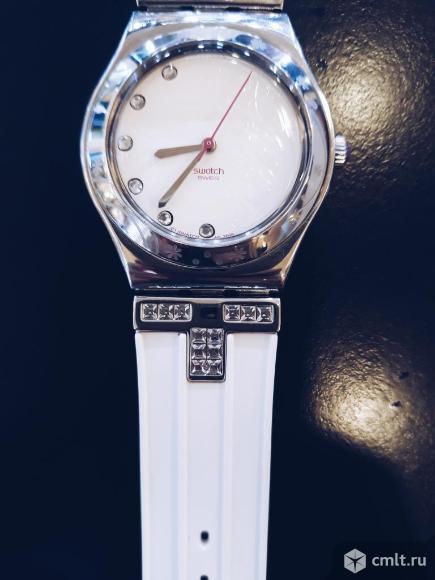 Часы swatch irony love tag. Фото 3.