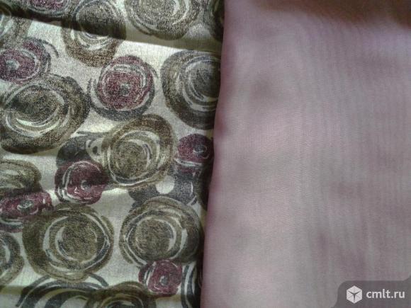 Отрезы тканей по 1 метру