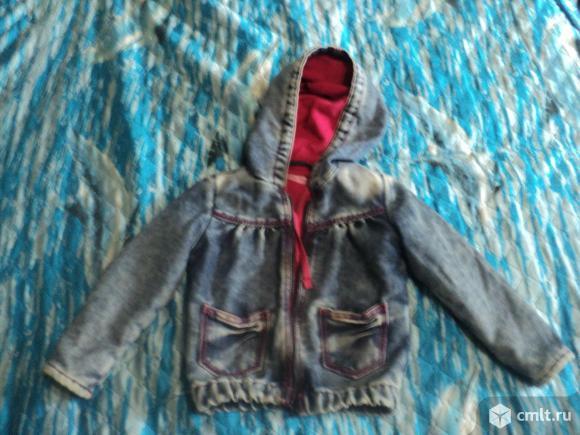 """Куртка джинсовая """"Gee Jay"""""""