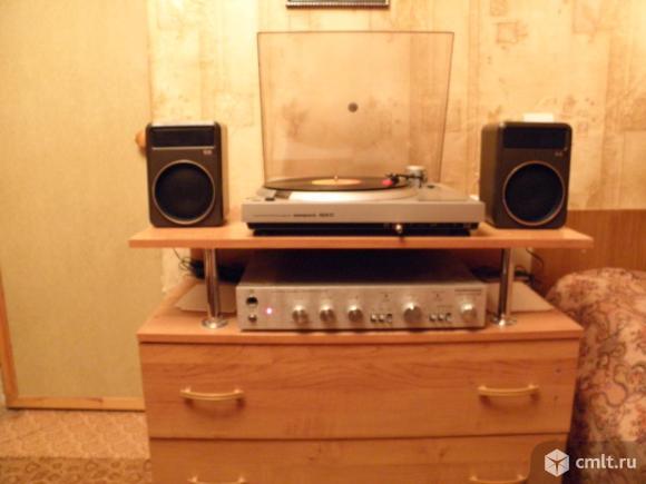 Аудиосистема Романтика У 120 стерео