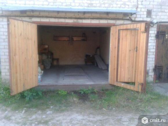 Капитальный гараж 45 кв. м Прибой