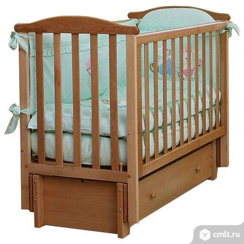 Детская кровать Регина артикул С344