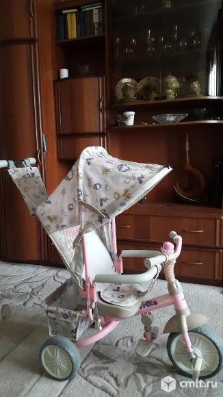 Детский велосипед с 6 месяцев