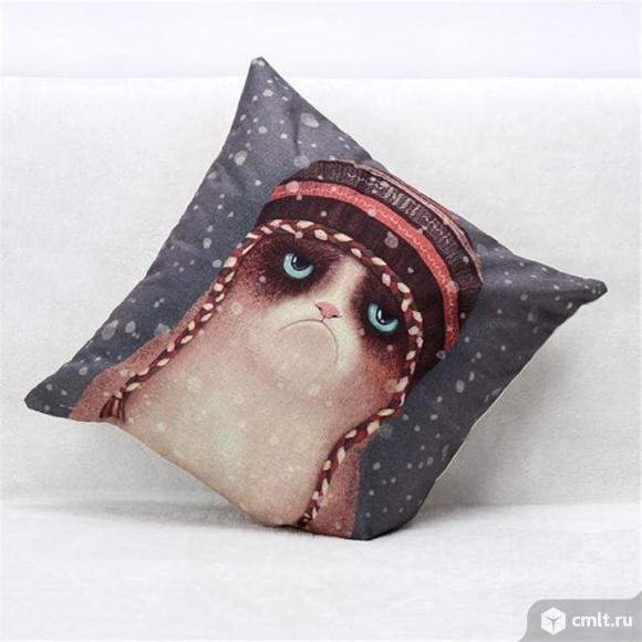Чехол на подушку. Фото 1.