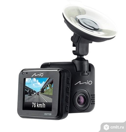 Новый, оповещение о камерах Видеорегистратор Mio MiVue C330 GPS. Фото 1.