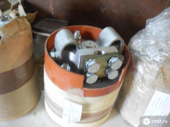 Камеры дугогасительные масляного выключателя. Фото 3.