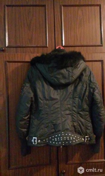 Куртка на сентипоне. Фото 3.