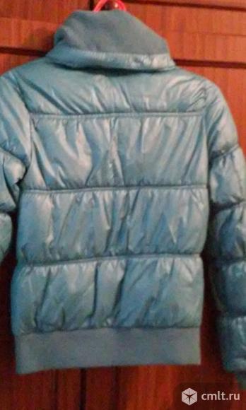 Куртка на сентипоне. Фото 2.