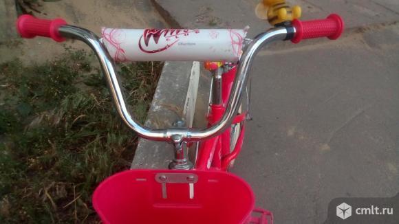 Велосипед детский винкс Winx Pink Navigator 16 колеса