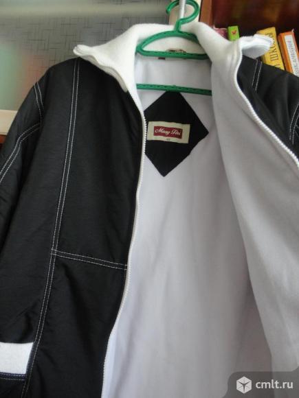 Новая куртка-пальто