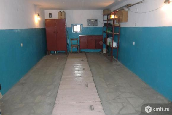 Капитальный гараж 20,6 кв. м Гранит