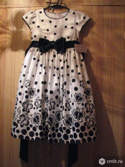 Продам новое нарядное платье. Фото 1.