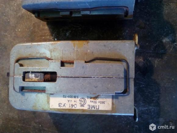 Электромагнитный пускатель пме041уз 380в.. Фото 2.