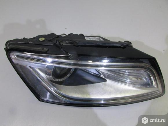 Фара правая LED BI-XENON AUDI Q5 13-17 би-ксенон б/у 8R0941044C 8R0941006C 90038851 3*. Фото 1.