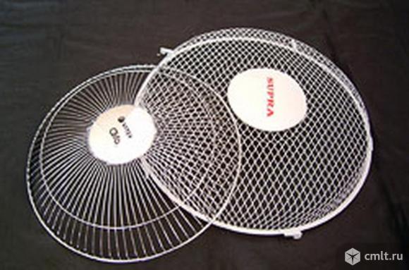 Сетка решотка защитная для напольного вентилятора. Фото 1.