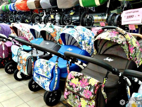 Обновлённая мобильная версия коляски 3или2в1