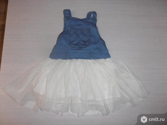 Платье новое 86-92 р-р