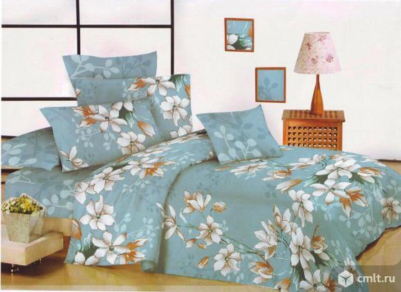 Комплект постельного белья (кпб) из сатина