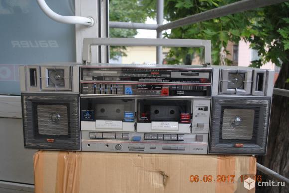 Магнитола JVC - Victor 330