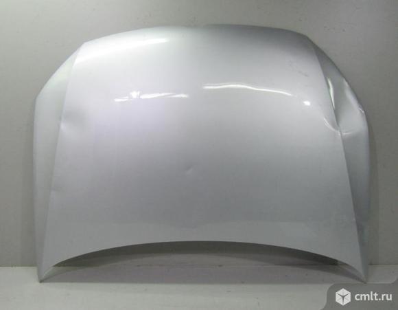 Капот VW POLO седан 11-15 бу 6R0823031G 6RU823031B 6RU823031 3*. Фото 1.